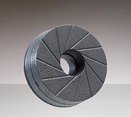 Abrasive Bite Semi-Resinoid 45° Ø 125 mm